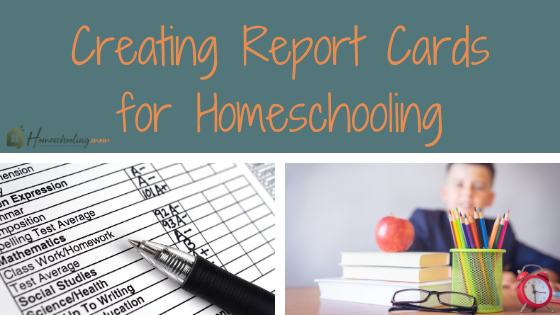 Creating Report Cards for Homeschooling