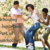 Deschooling is an Important Part of Homeschooling