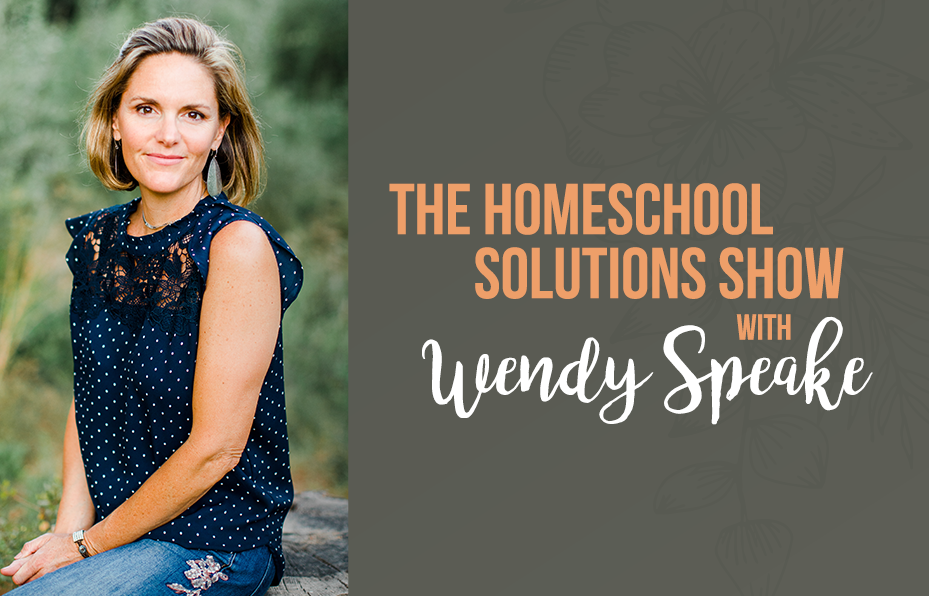 HS 196: The Introverted Homeschool Mom with Jamie Martin