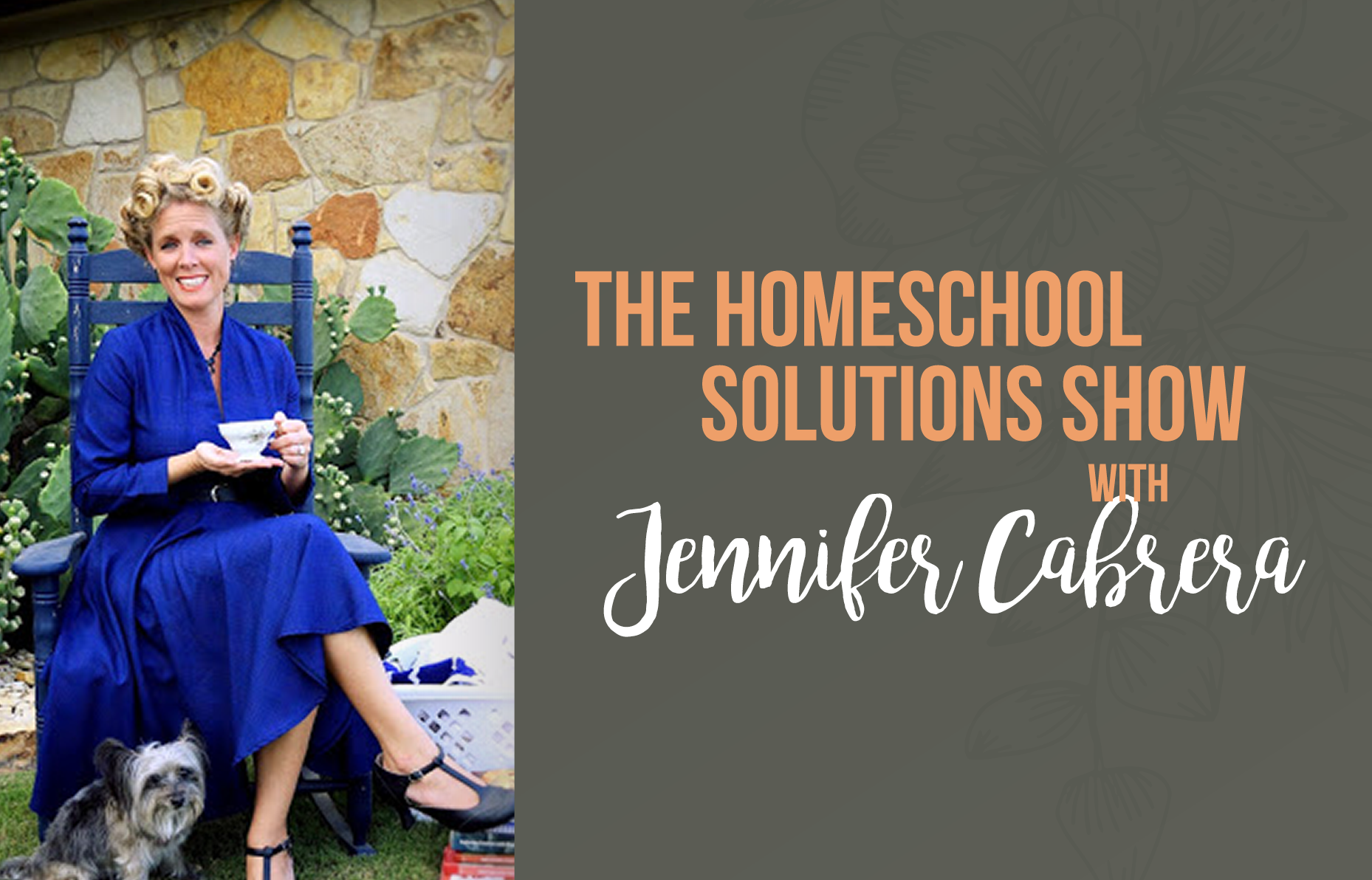 HS #267 Oh There's No Way I'm Homeschooling for the Holidays  with Jennifer Cabrera