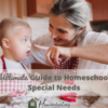 The Ultimate Guide to Homeschooling Special Needs