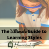 The Ultimate Guide to Learning Styles