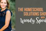 HS #287 Fitting your own passions into this busy season of motherhood