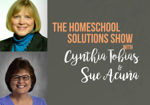 HS #278  You Can't Make Me! (But I Can Be Persuaded) Part Two with Cynthia Tobias and  Sue Acuña