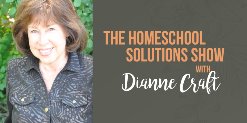 HS #285 5 Steps Out of Dyslexia with Dianne Craft
