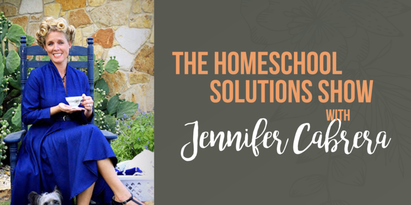 HS #255 Homeschool Laughs and Lingo with Jennifer Cabrera, Hifalutin Homeschooler
